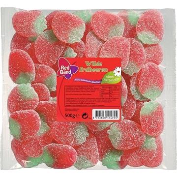 Billede af Red Band Wilde Erdbeere 500 g.