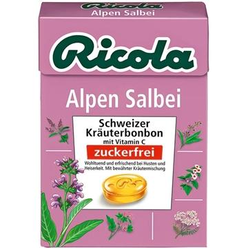 Billede af Ricola Alpen Salbei 50 g.