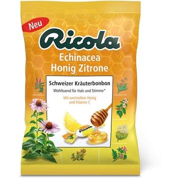 Billede af Ricola Echinacea Honig Zitrone 75 g.