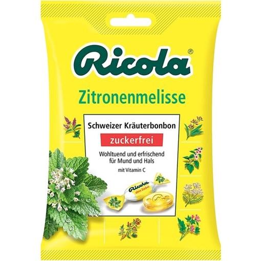 Billede af Ricola Zitronenmelisse 75 g.