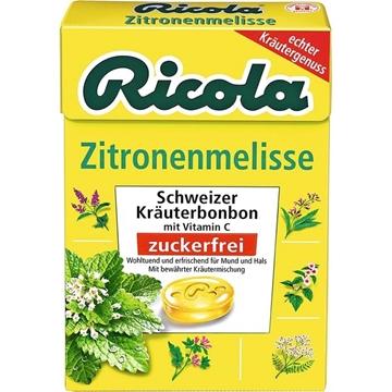 Billede af Ricola Zitronenmelisse 50 g.
