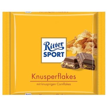 Billede af Ritter Sport Knusper-Flakes 100 g.