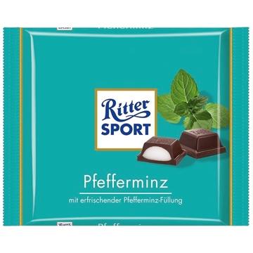 Billede af Ritter Sport Pfefferminz 100 g.