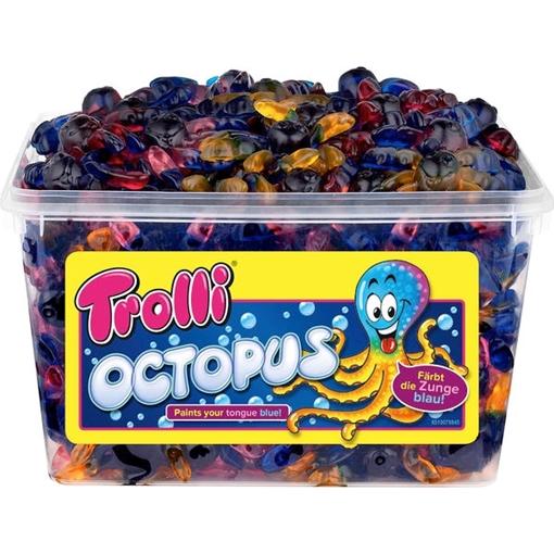 Billede af Trolli Octopus 1125 g.