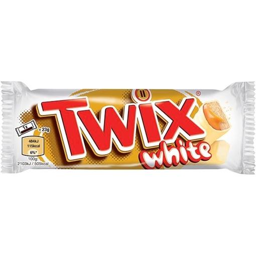 Billede af Twix White 46 g.