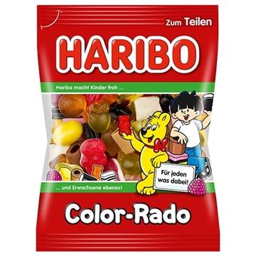 Billede af Haribo Color Rado Lakrids 200 g.