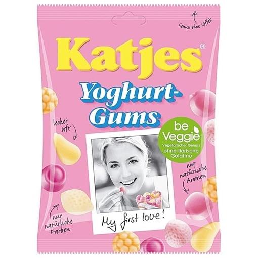 Billede af Katjes Yoghurt Gums 200 g.