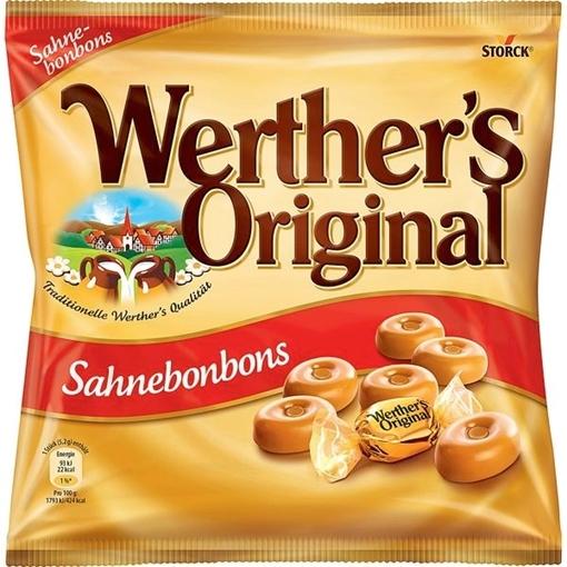 Billede af Werther`s Original Sahne Bonbons 120 g.