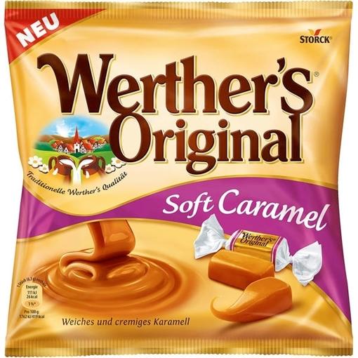 Billede af Werther's Original Soft Caramel 180 g.