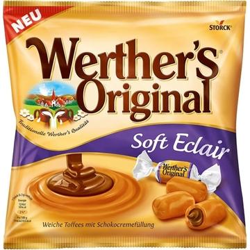 Billede af Werther's Original Soft Eclair 180 g.