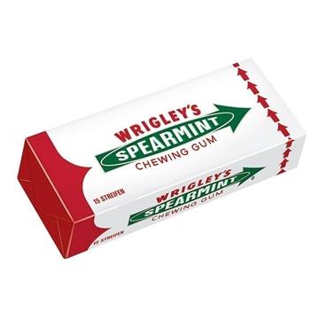 Billede af Wrigley's Spearmint Single Pack 50 g.