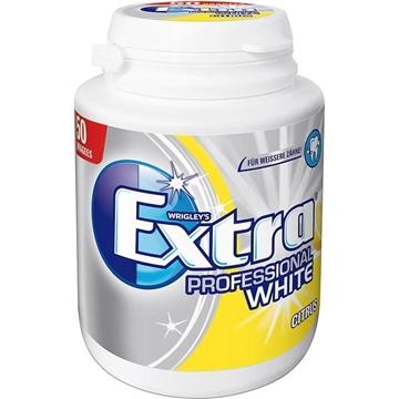 Billede af Wrigley's Extra Professional White Citrus 70 g.