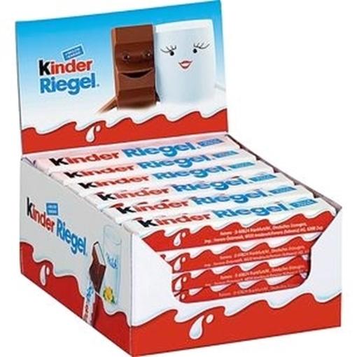 Billede af Ferrero Kinder Schoko Riegel 21 g.
