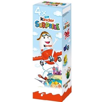 Billede af Ferrero Kinder Surprise 4er 80 g.