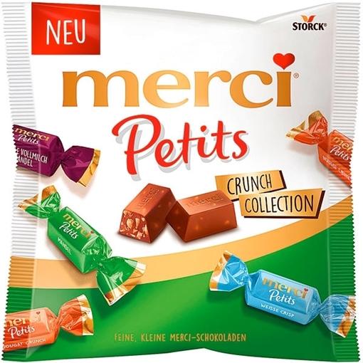 Billede af Merci Petits Crunch Collection 125 g.
