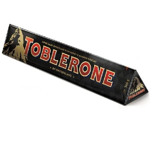 Billede af Toblerone Dark 360 g.