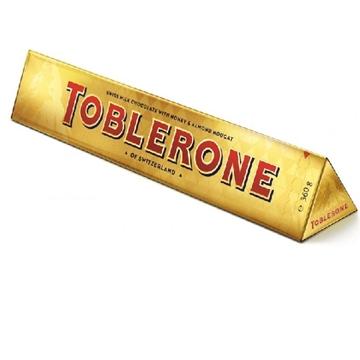 Billede af Toblerone Guld 360 g.