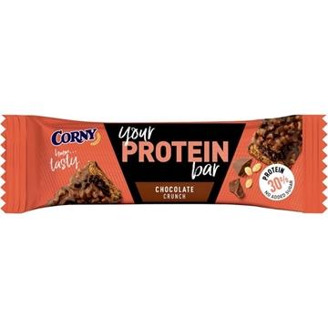 Billede af Corny Protein Chokolade Crunch 45 g.
