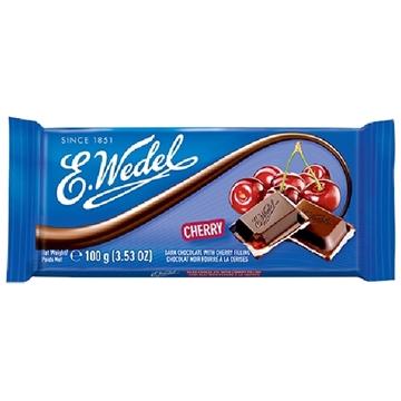 Billede af E. Wedel Dark Chocolate Cherry
