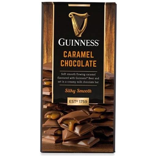 Billede af Guinness Caramel Bar 90g