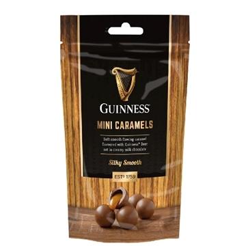 Billede af Guinness Mini Caramels Pouch 102g