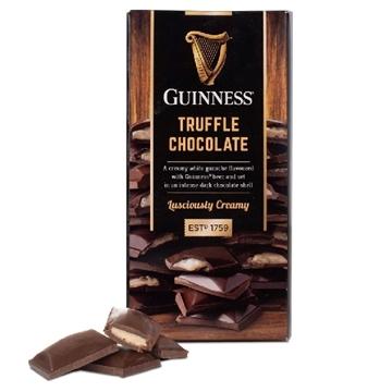 Billede af Guinness Truffle Bar 90 g.