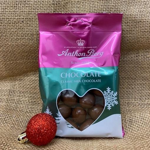 Billede af Anthon Berg Chokolade Dragee 80 g.