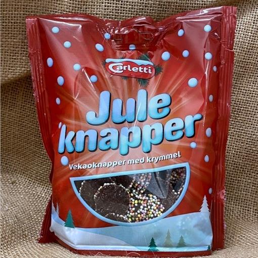 Billede af Carletti Juleknapper 150 g.
