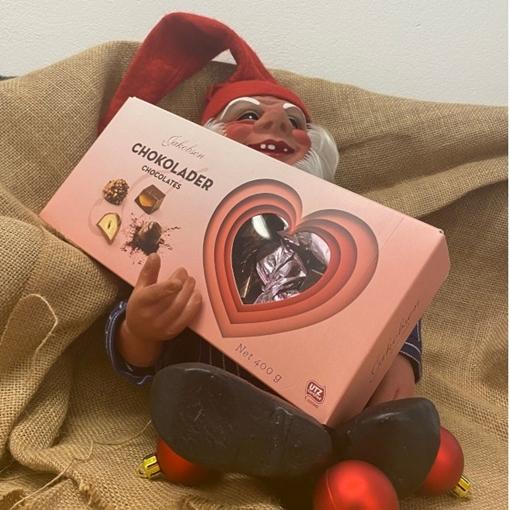 Billede af Jakobsen Chokolader 400 g.