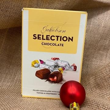 Billede af Jakobsen Selection Chokolade 125 g.
