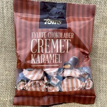 Billede af Toms Cremet Karamel 115 g.